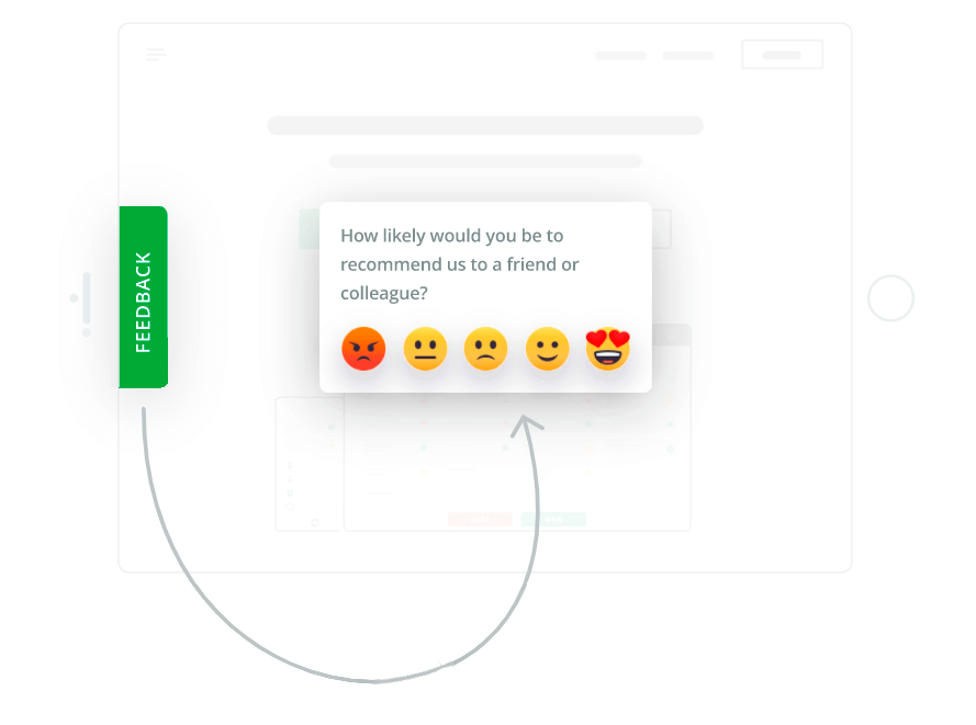 feedback widget example