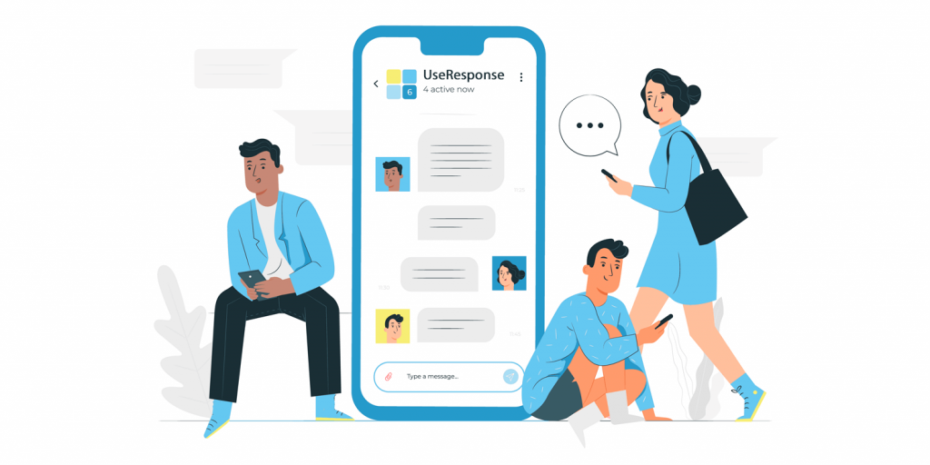 live chat experience communications